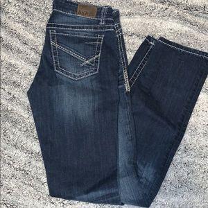 BKE Stella Straight Leg Jeans (LONG)